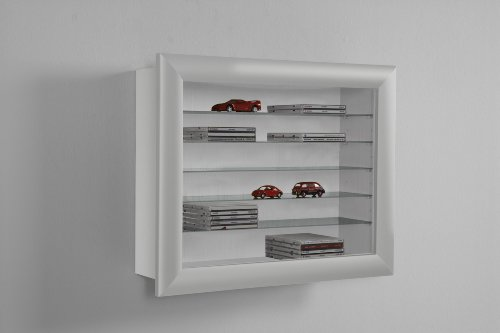 Wall Mounted Glass Display Cabinets