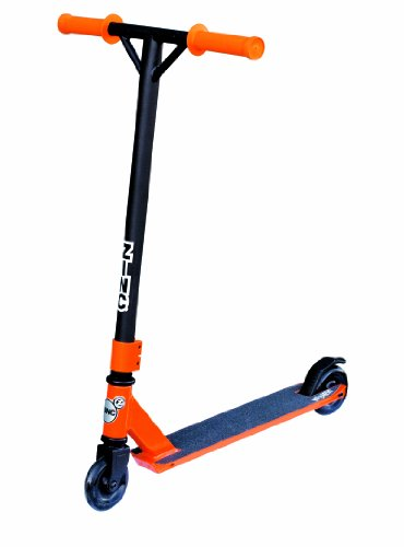 Zinc Mayhem Kids Pro-scooter Extreme - Black/orange
