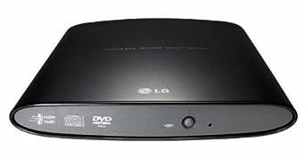 LG GP08NU6B Slim 8X External DVD Writer