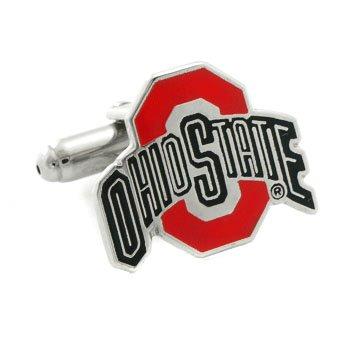 Ohio State Buckeyes Cufflinks