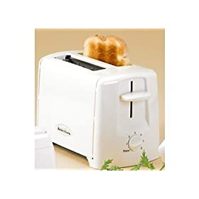 Select Brands Two Slice Toaster