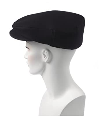 Driver's Cap - Black