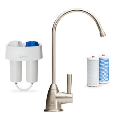 Aquasana AQ-4601.55 Premium Under Counter Water Filter System