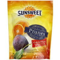 Sunsweet Gold Label Orange Essence Prunes Dried Plums 7 OZ (Pack of 12)