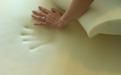 Sleep Better 2-Inch Visco Elastic Memory Foam  Mattress Topper, Full