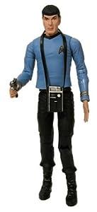 "Star Trek Classic 6"" COMMANDER SPOCK Action Figure - ART ASYLUM"