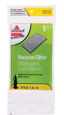 Genuine Bissell Pre-Motor Filter Style 7/8/14 & Part # 3290