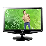 AOC 931SWL 19-Inch Wide Class LCD Monitor with High 10,000:1 Contrast Ratio ....