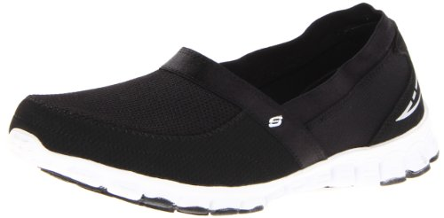 Skechers Sport Women's EZ Flex Take It Easy Slip-On Fashion Sneaker