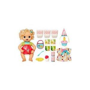 Imagen de Mi Baby Alive Muñeca Baby Alive paquete EXCLUSIVO Cumpleaños! - Muñeca rubia