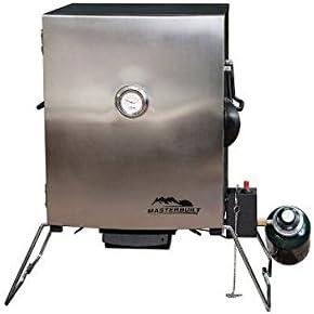 Portable Gas Smoker