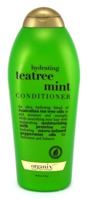 Organix Conditioner Tea Tree Mint 750 ml (Haar Pflegespülung)