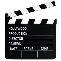 Movie Set Clapboard