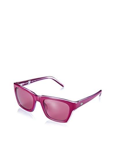 Lacoste Gafas de Sol L645S (51 mm) Ciclamen
