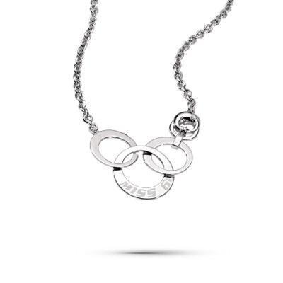 Genuine Women´s Necklace MISS SIXTY ref: SMSD01