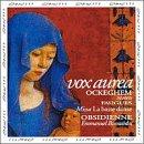 echange, troc  - Vox Aurea / Missa La Basse Danse
