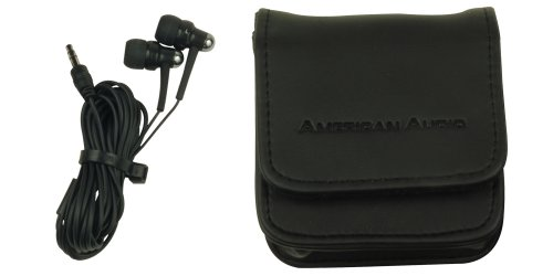 American Audio Eb 900 Pro Earbuds