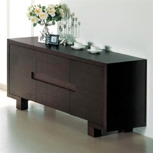 Cheap BH Design Etch Buffet Sideboard, Wenge (B004CX2U04)