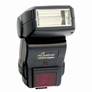 Promaster 7200EDF Digital Electronic Flash - Nikon