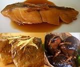 無添加・手造り ことこと煮魚セット(6パックセット) ランキングお取り寄せ