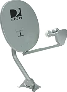 DIRECTV 1820BXLNB Phase 3 Elliptical Antenna for Directv