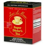 Laci Le Beau Super Dieters Tea Bags, All Natural Botanicals - 60 ea