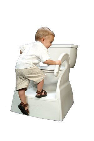 The Potty Stool For Toddler Toilet Training Step Stool