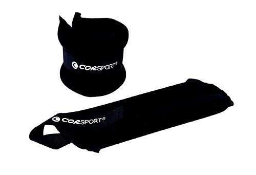 Polsiera Cavigliera chiusura con Velcro Zavorra Peso 5 kg paio per Palestra Fitness