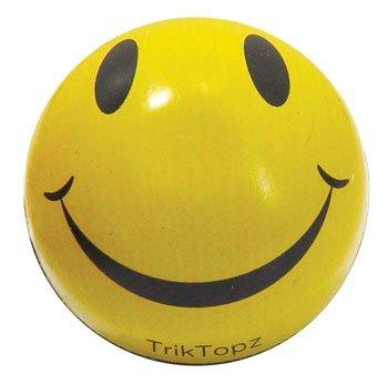 Trik Topz Smiley Face Valve Caps pr. Yellow 125156