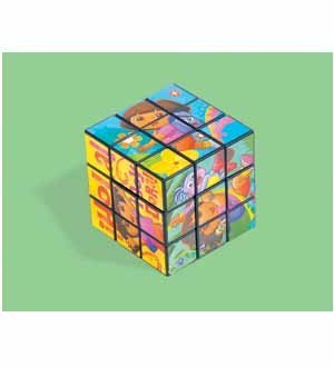 Dora Puzzle Cube [4 Retail Unit(s) Pack] - 392846