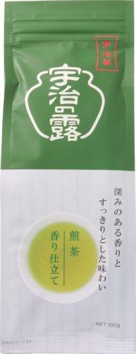 宇治の露 宇治茶 香り仕立て 100g