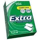 Wrigley's Extra Spearmint Sugarfree Gum 25 Piece