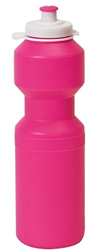 Hot Pink Sports Water Bottles (8)