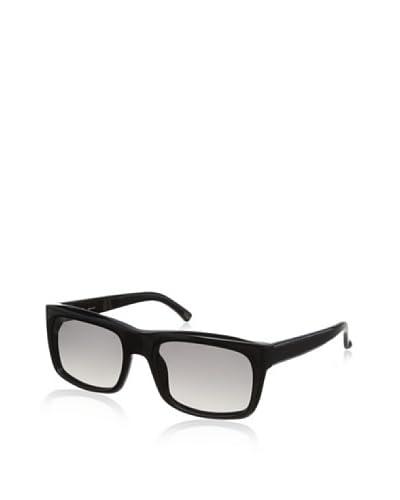 Loewe Women's SLW731 Sunglasses, Shiny Black