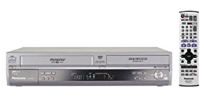 Panasonic DMR-E75VS Progressive-Scan DVD Recorder/VCR Combo