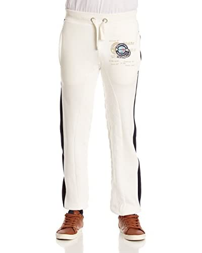 Geographical Norway Pantalone Moustache [Bianco]