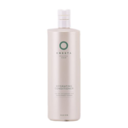 Onesta Hydrating Conditioner - For Dry Or Damaged Hair - 31 Oz
