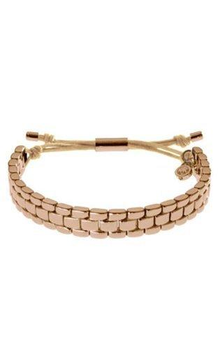 Michael Kors Rose Gold Watch Link Bracelet Mkj2052