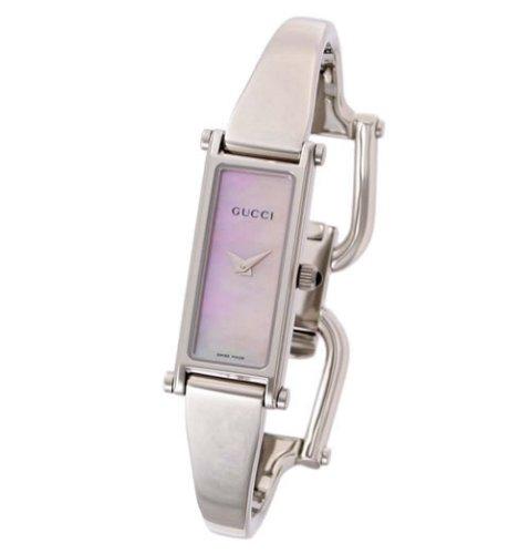 GUCCI (グッチ) 腕時計 1500R YA015509 ピンクシェル (レディース) [並行輸入品]