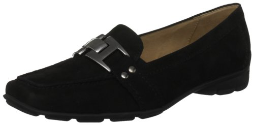 Gabor Women's Byrd Black Ballet 45.332.17 2.5 UK