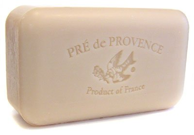 Pre De Provence Coconut Soap, 250g wrapped bar. Imported from France. With shea butter and natural herbs and scents.