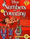 Numbers & Counting: Grade K (Disney Learning)