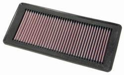 K&N ENGINEERING 33-2308 Air Filter; Panel; H-0.938 in.; L-11.688 in.; W-5.438 in.;