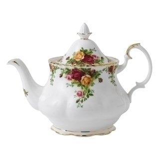Royal Albert Old Country Roses 4-Cup Teapot (Old Country Roses Teapot compare prices)