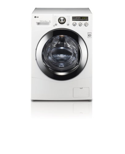 LG F1281TD 1200rpm 8kg Direct Drive Washing Machine White