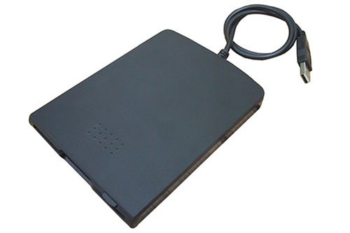 External USB Floppy Drive - Black
