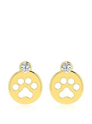 Friendly Diamonds Pendientes FDT12243Y Oro Amarillo