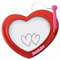 Doodle Pro Designs Travel - Red Heart (Fisher Price Magnetic Board compare prices)