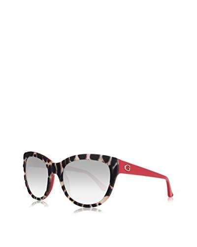 Guess Gafas de Sol GU7429 5674B (56 mm) Negro / Marfil