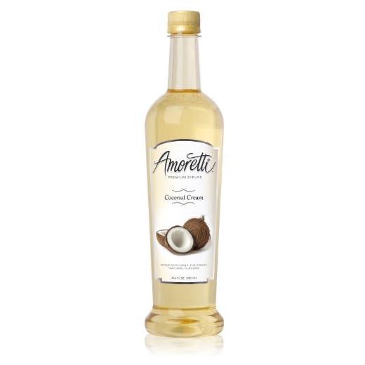 Amoretti Premium Coconut Cream Syrup